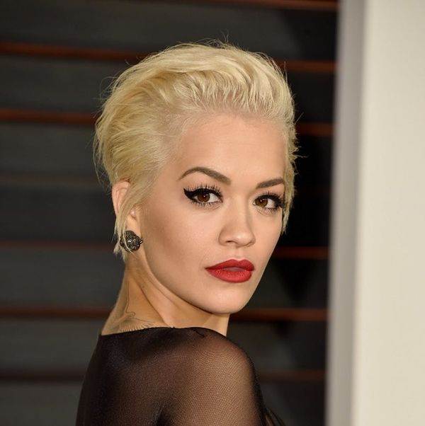 13 Celebrity-Inspired Ways to Rock Red Makeup