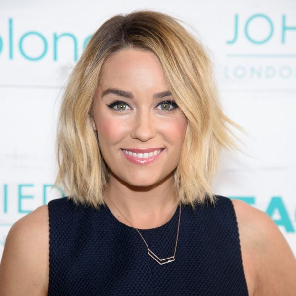 Lauren Conrad Just Revealed the Secret to Her Perfect Beach Waves