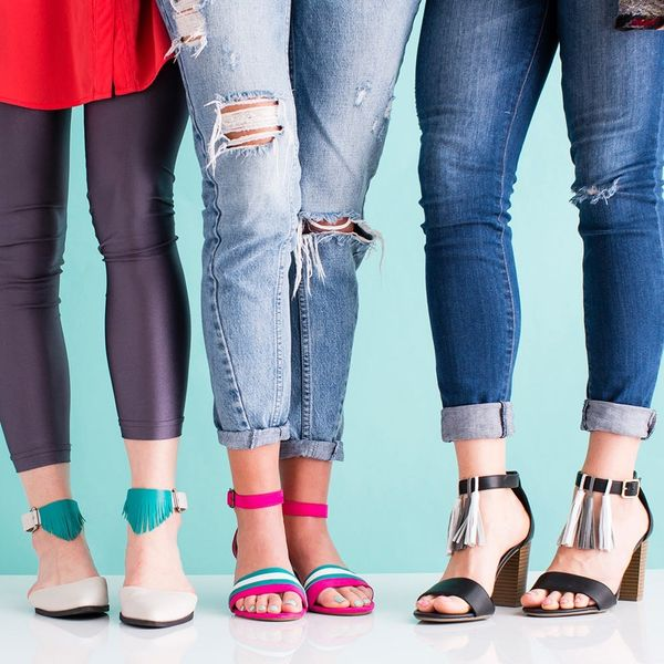 3 Hacks to Make Last Season's Sandals Feel New Again