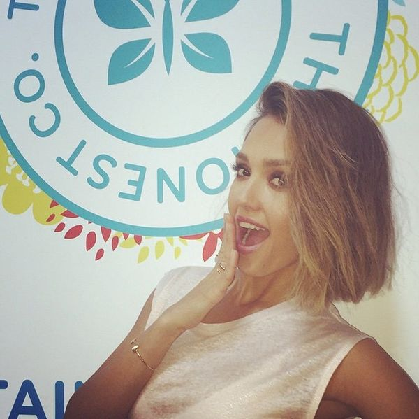 Jessica Alba + 8 Other Celebs Who Prove *This* Is Spring's Hottest Haircut
