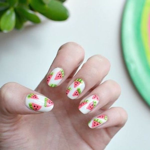 15 Nail Art Designs for an Epic Spring Break Mani