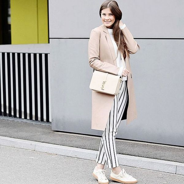 7 #OOTDs for the Week: How to Wear Black and White for Spring