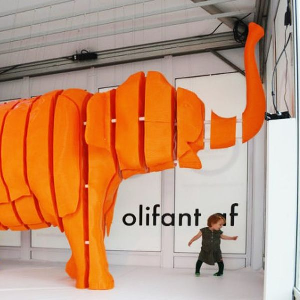 Mind Blown: You Can Now 3D Print Perfectly Fitting Clothes, Giant Elephants + More
