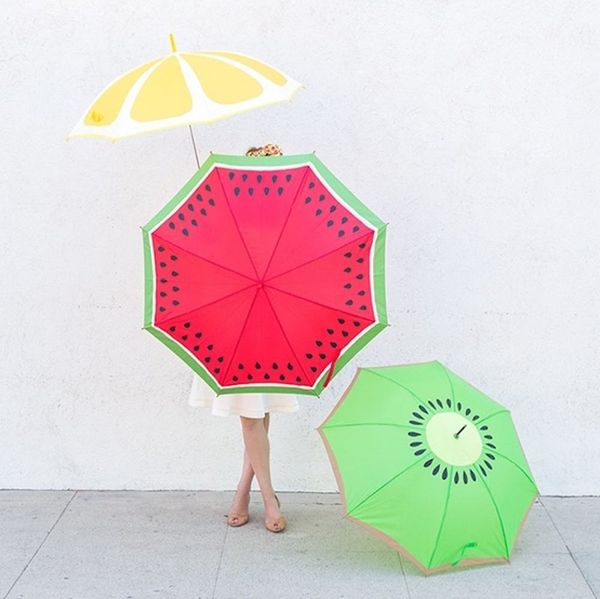 13 Colorful Umbrellas to Brighten Up the Next Rainy Day