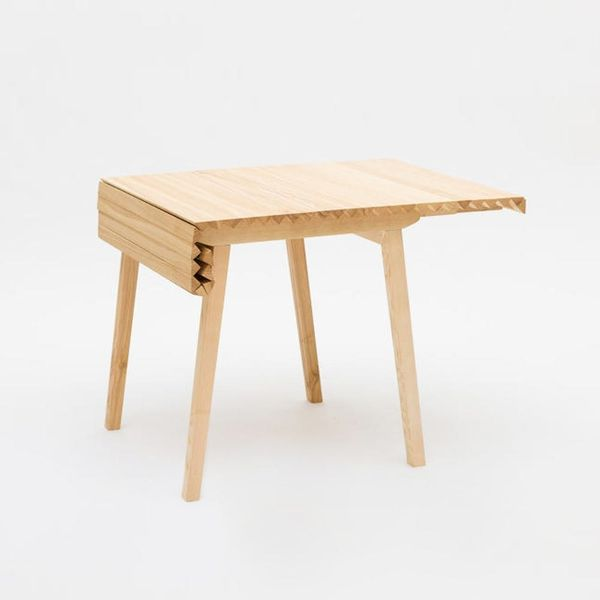 This Clever Table Is Perfect for Small Space Hostessing