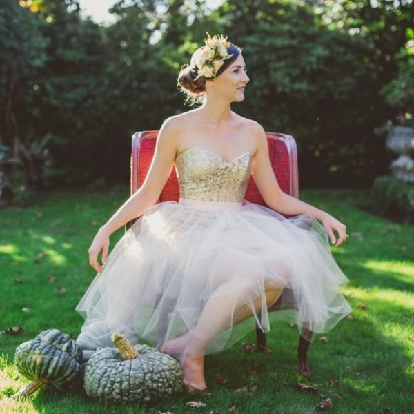 Peace, Love + 17 Eco-Friendly Wedding Dresses