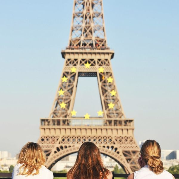 Book a Trip to Paris— The Eiffel Tower Just Got a Major Makeover