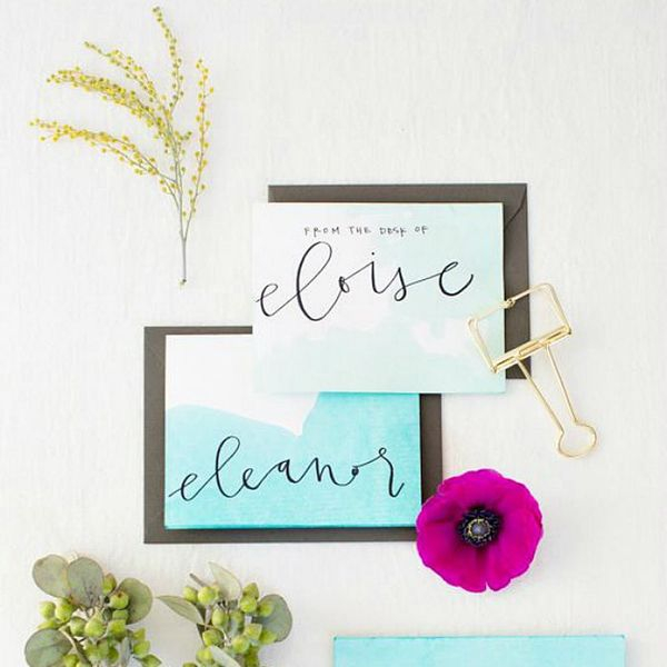 14 Stationery Sets Perfect for Spring