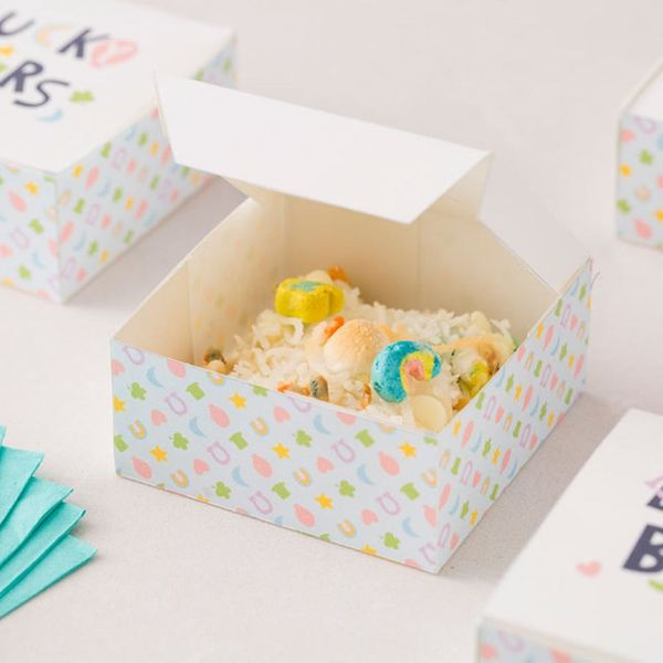 These Lucky Charms Bars Are the Perfect Treat for St. Paddy's Day