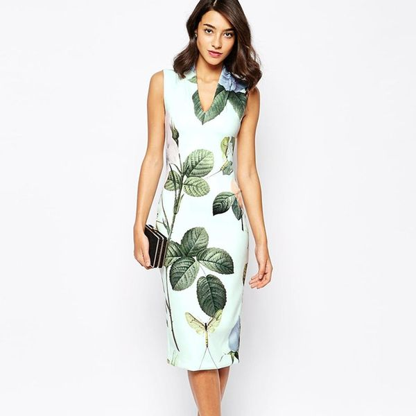 Trade Out Your Winter Layers for These 22 Spring Dresses
