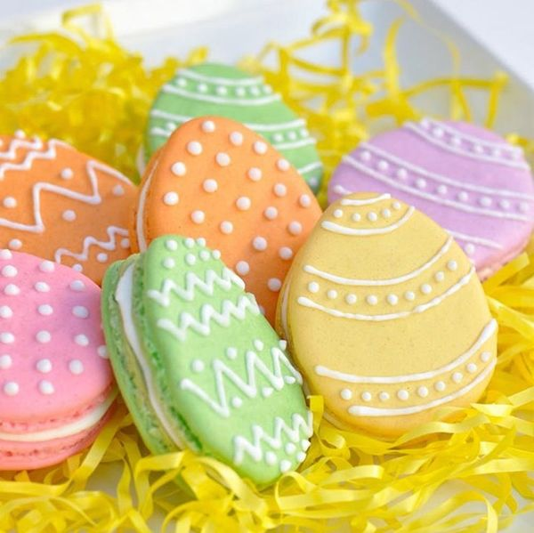 11 of the Prettiest Easter Egg Treats You'll Ever Eat