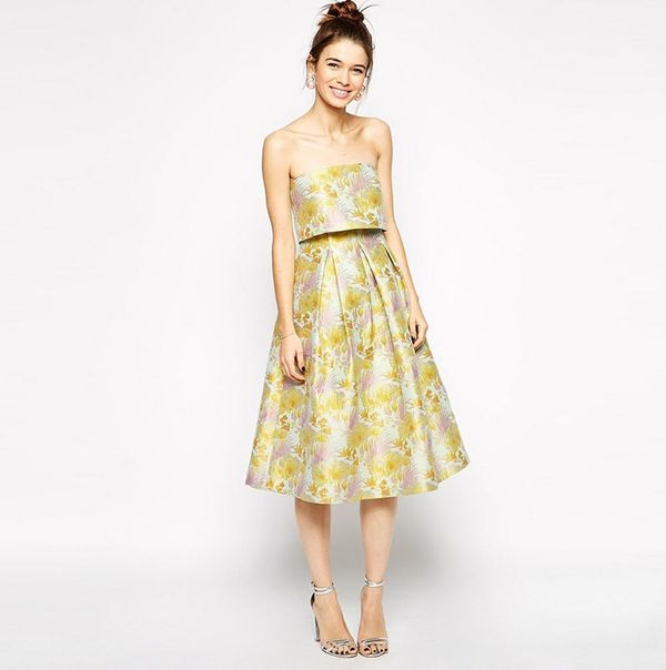 The 4 Must-Have Dress Silhouettes for Spring