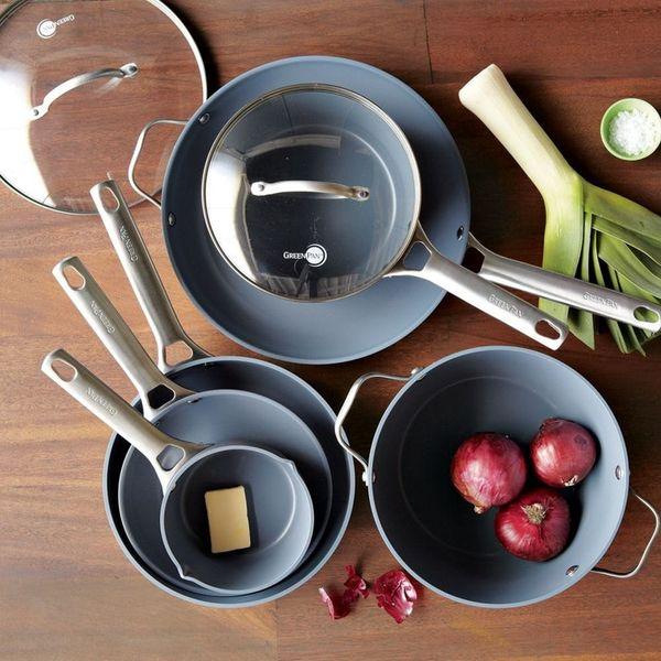 Splurge or Save: 10Kitchen Essentialsfor YourFirst Home
