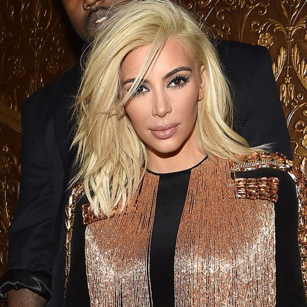 Does Kim Kardashian *Really* Go 5 Days Without Shampoo? We Investigate.