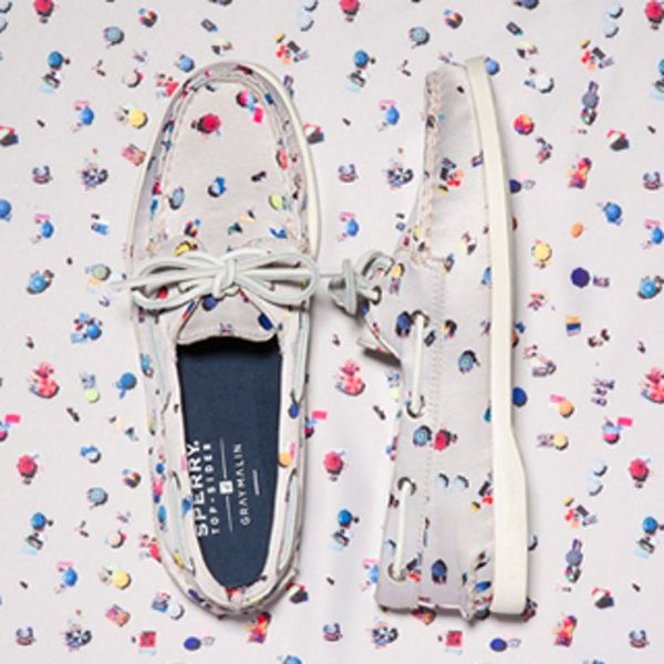 These Preppy Shoes Just Got a Majorly Creative Upgrade