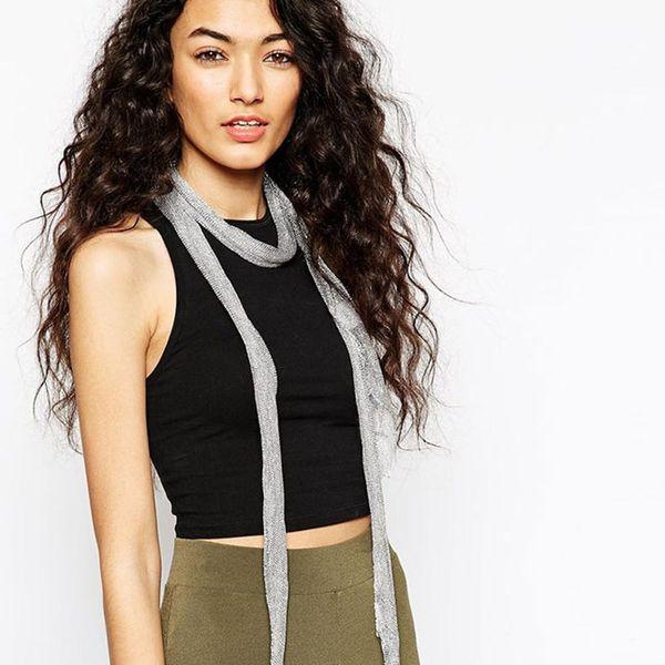 3 New Ways to Wear a Scarf