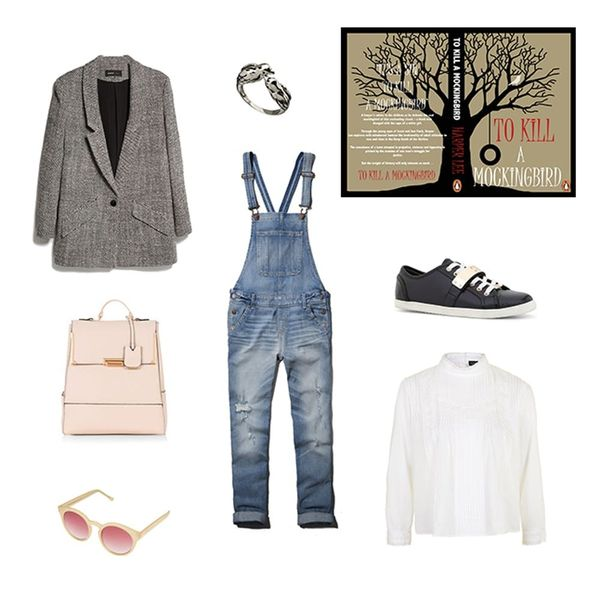 4 On-Trend Outfits Inspired by Favorite Characters from Literature
