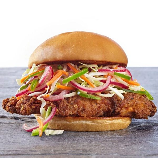This New All-Organic Fast Food Restaurant Could Replace KFC