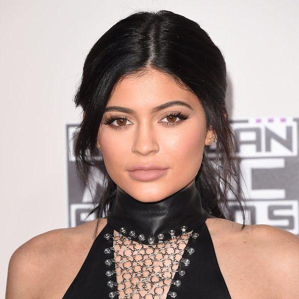 Kylie Jenner's New Hair Is Definitely Seasonally Appropriate