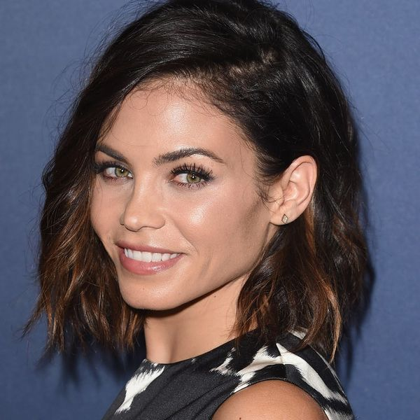 The Best Lob Jenna Dewan Short Hair Background