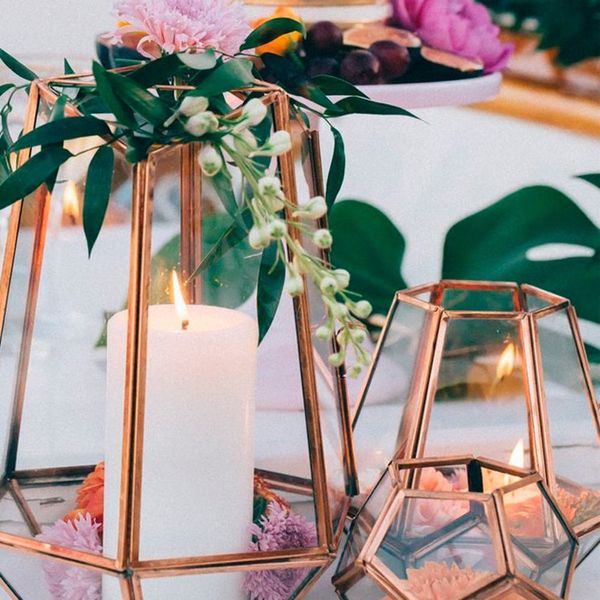 16 Trendy Copper-Inspired Ideas for Your Wedding