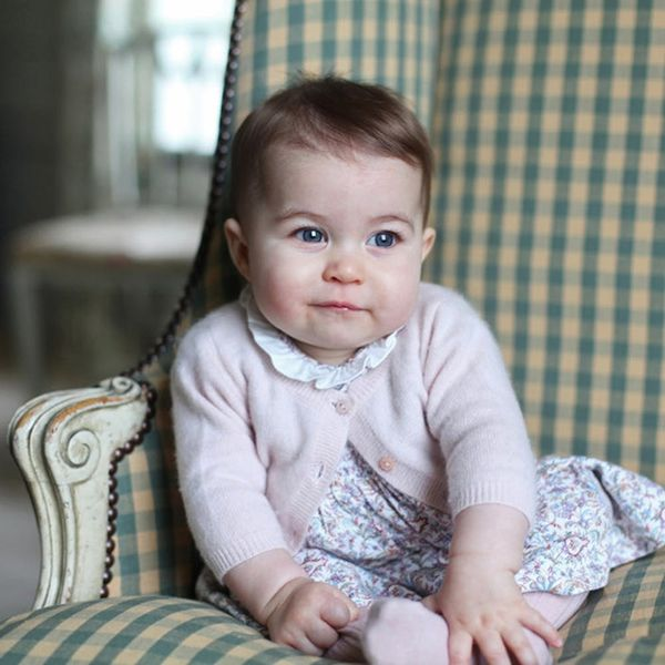 Kate Middleton Is Every New Mom With Adorable New Pics of Princess Charlotte