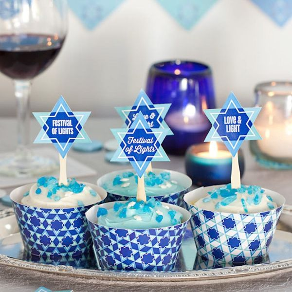 18 DIY Ideas to Decorate Your Home for Hanukkah