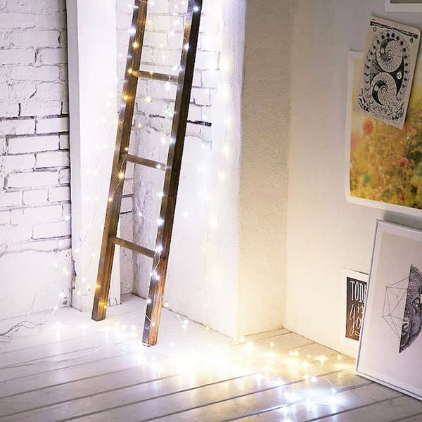 How to Turn 1 String of Twinkle Lights into 11 Unique Decor Ideas
