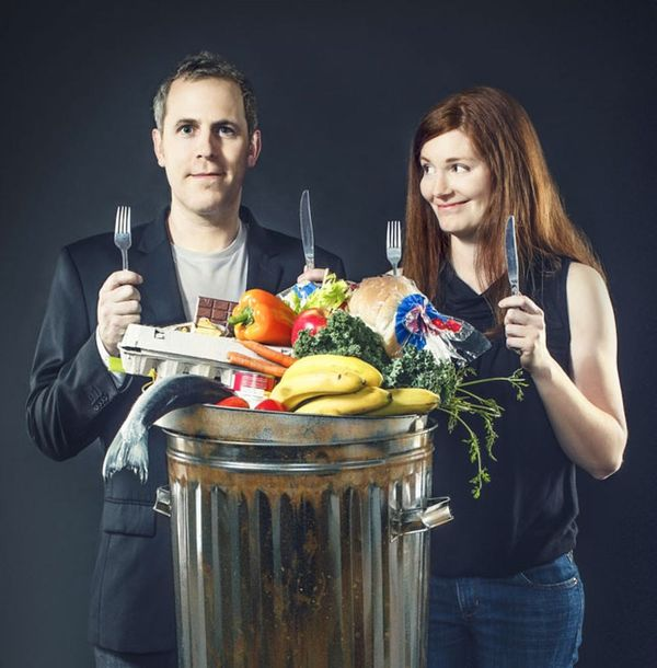 This Couple Ate Garbage for 6 Months + Made a Movie About It