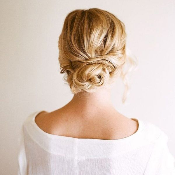 13 Easy Updos for Your Holiday Parties and Beyond