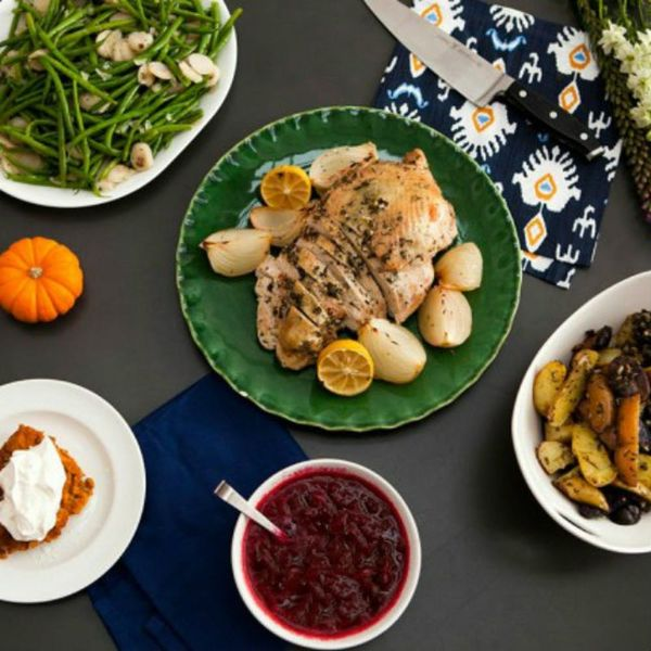 4 Health Hacks to Beat the Dreaded Thanksgiving Food Coma