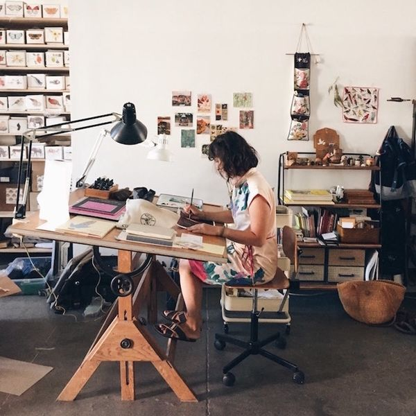 How to Quit Your Day Job and Start a Paper Goods Company