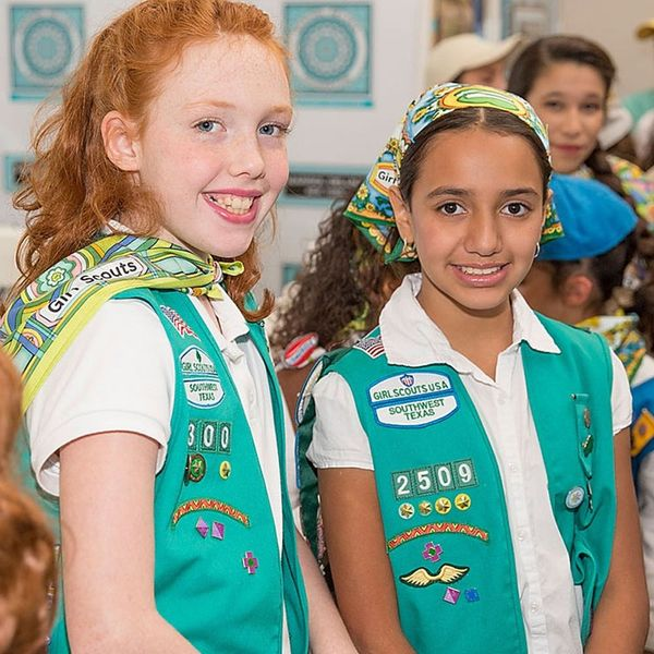 Why This Group of Girls Is Fighting to Join the Boy Scouts