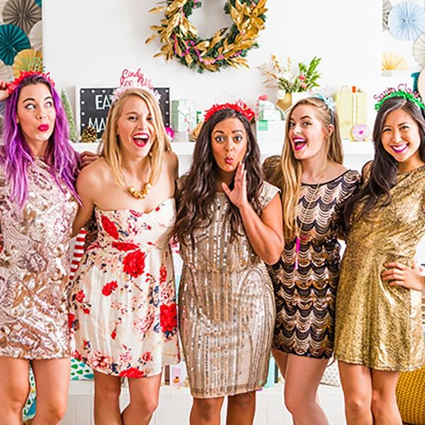 8 Hostess-Proof Holiday Beauty Hacks to Keep You Looking Fresh
