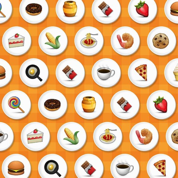 See What Your State's Favorite Food Emoji Is on This Nifty Infographic