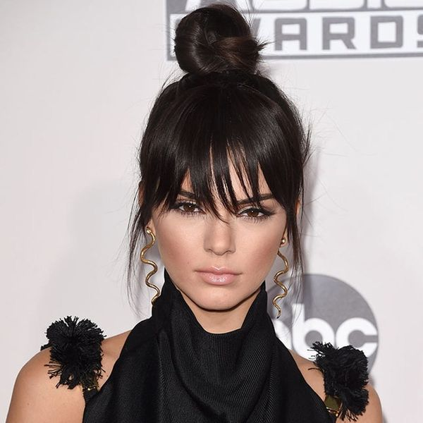 This Lazy Girl Hairstyle Had a Surprisingly Major Moment on Last Night's Red Carpet