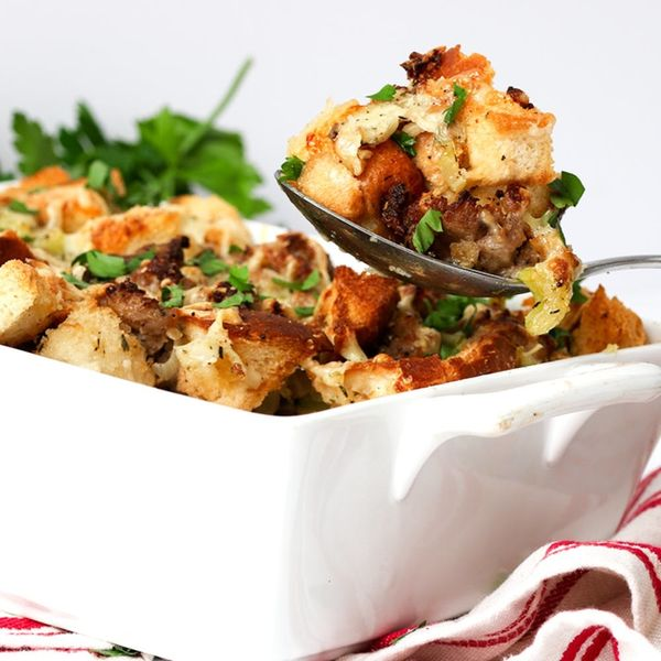 Make This Thanksgiving Stuffing Recipe Your Grandma Would Be Proud Of