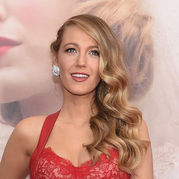 You Won't Believe What Inspired Blake Lively's Latest Gorgeous Braid