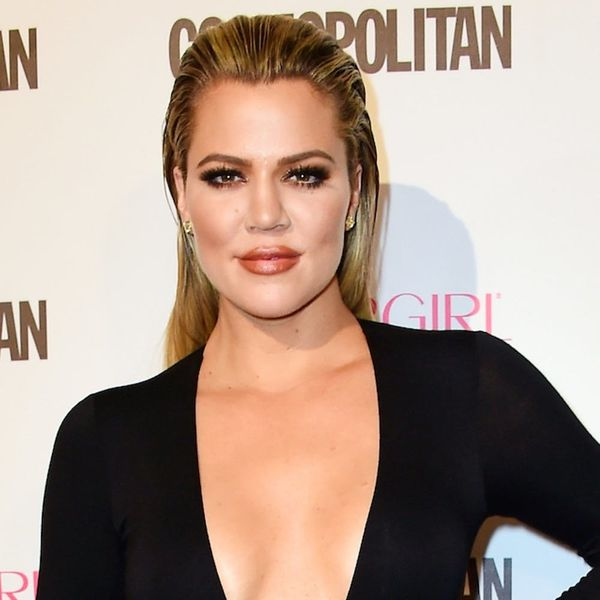 Khloe Kardashian's Crazy Baking Cabinet Will Make You Want to Organize Yours STAT