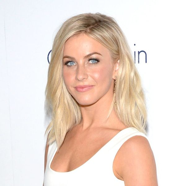 Why Julianne Hough Is Showing You Her Wedding Dress Early