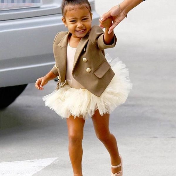 North West Has the Perfect Name for Her Baby Brother
