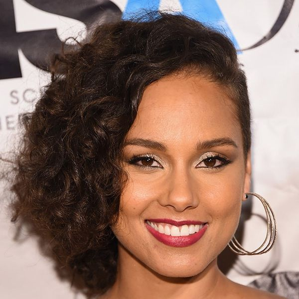Alicia Keys Has a Wild New Hair Color for Her Empire Debut