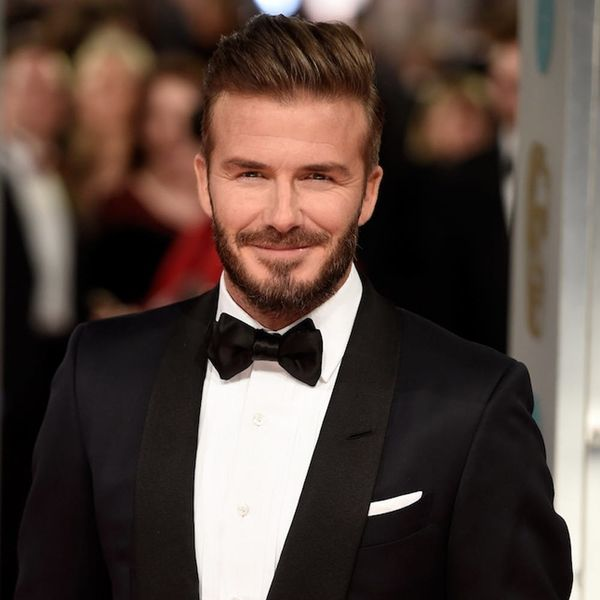 5 Times David Beckham Was the Sexiest Man Alive *WITH* His Shirt On