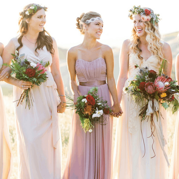 This Crazy Chart Shows Which States Have the Most Bridesmaids
