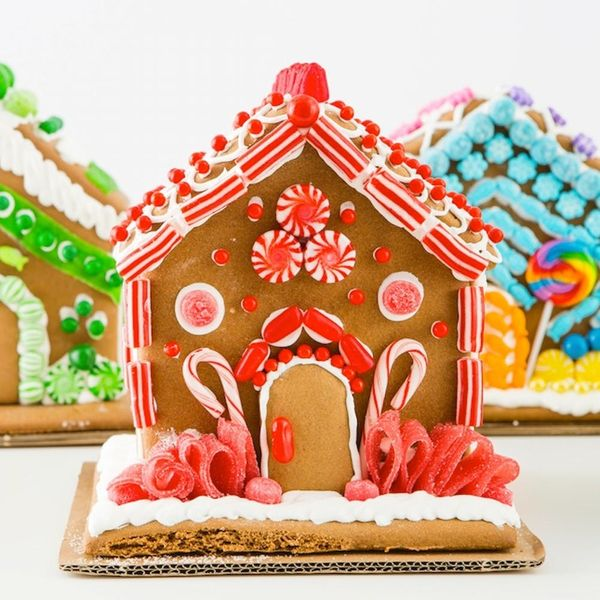 13 Gingerbread Houses Totally Worth the Sugar Coma