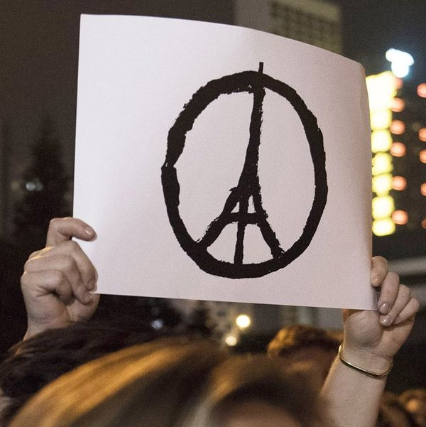 Meet the Artist Behind the Peace for Paris Symbol