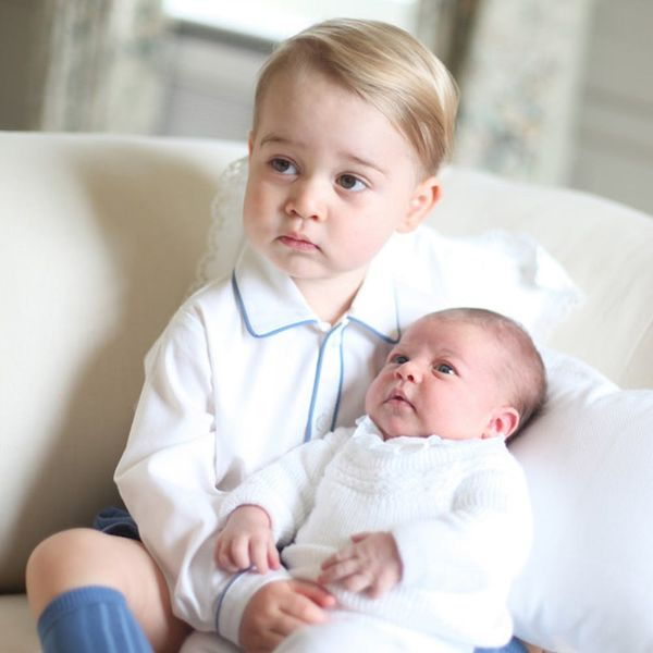 Scientists Show What Prince George + Princess Charlotte Will Look like as Adults