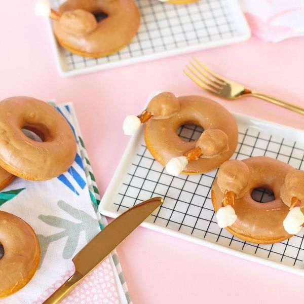 What to Make This Weekend: Turkey Donuts, DIY Wreaths + More