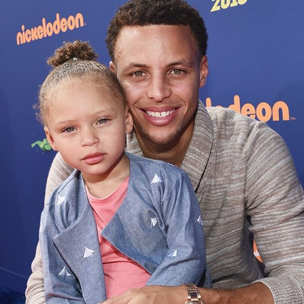 Riley Curry's First Modeling Gig Is Insanely Adorable