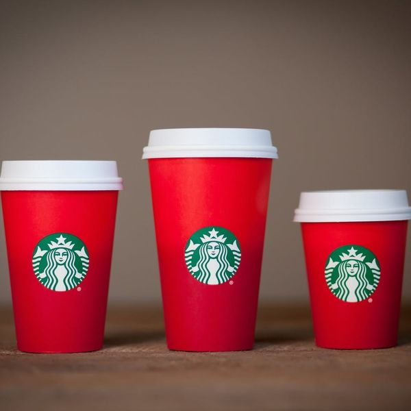 Dunkin' Donuts Just Jumped into the Starbucks Red Cup Controversy